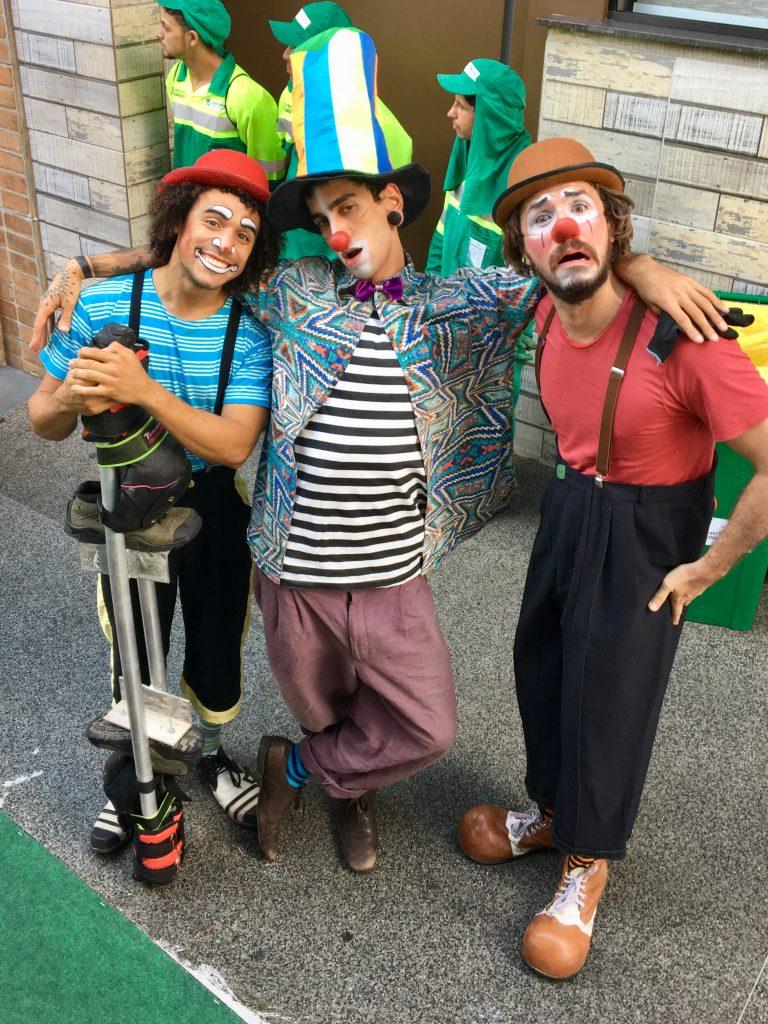 Circo no Chucrute-Zaidan